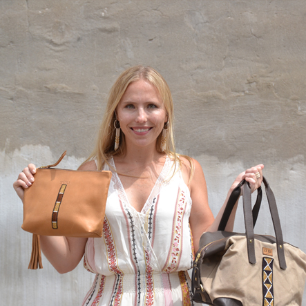 Abby & Fair Trade Handbags
