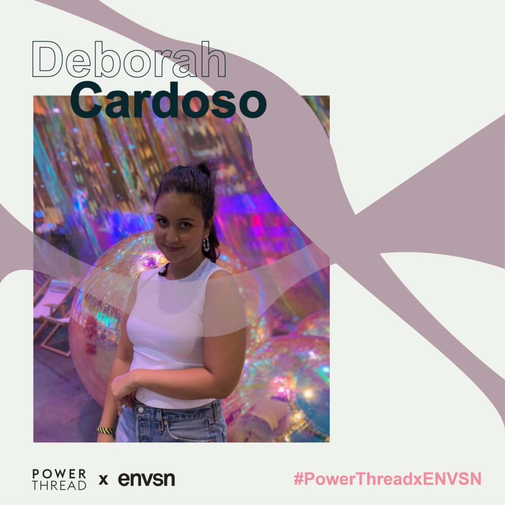 Power Thread X ENVSN with Deborah Cardoso