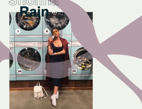 Power Thread X ENVSN with Shonna Rain