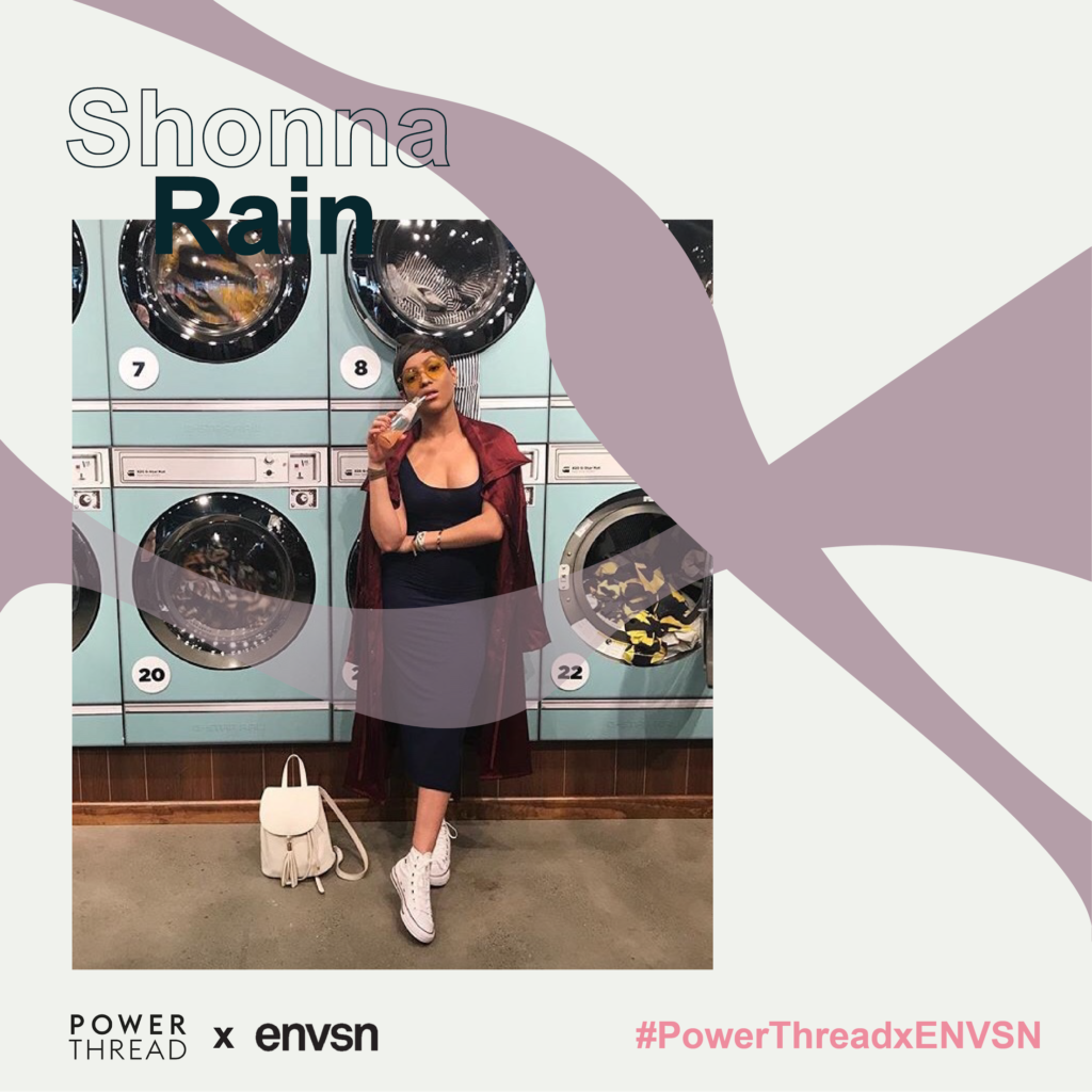 Power Thread X ENVSN with Shonna Rain