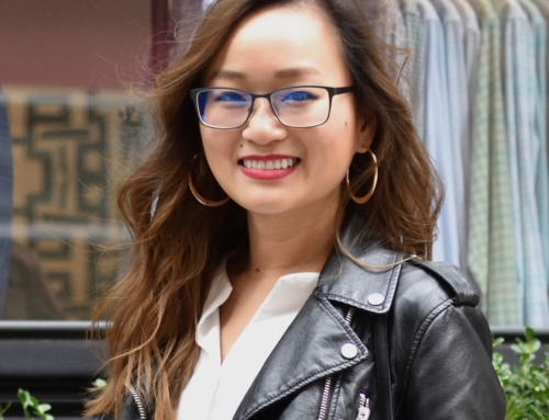 Ming Liu, Co-Founder of Earthling Mag