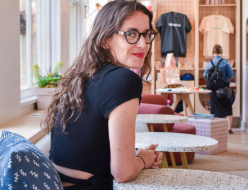 Lauren Bille, co-founder of Allbodies