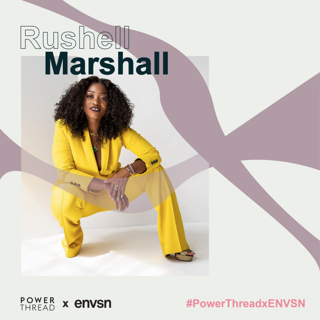 Power Thread X ENVSN with Shelly Marshall