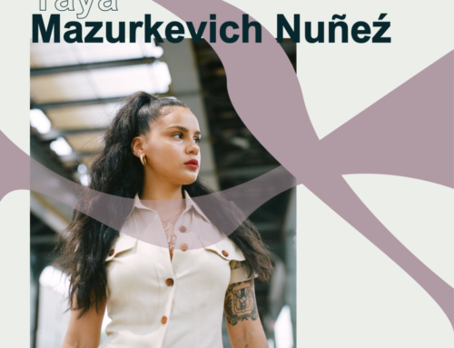 Power Thread X ENVSN with Yaya Mazurkevich Nuñeź