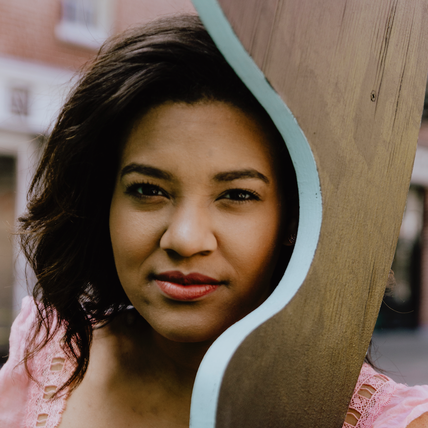 On Being A Woman of Color On Broadway: An Interview with Shereen Pimentel